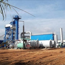 CE approved!!! 60T/H cold mix asphalt plant,asphalt drum mixer plant