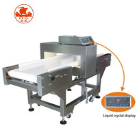 Conveyor belt powerful cheap best waterproof used gold metal detector for food industry made in china