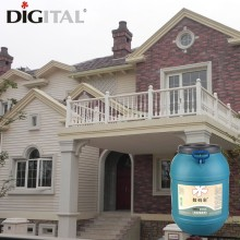 Digital Color decorative exterior wall spray coating