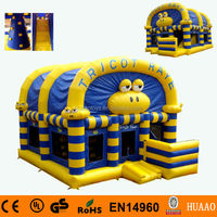2013 new style snake used inflatable jumping castle for sale