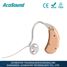 Acosound Brand Acomate 220 OF Open Fitting Affordable Low Price digital Hearing Aid for Mild to Moderate Hearing Loss