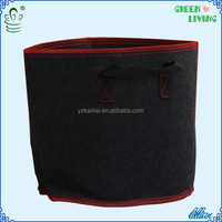 Very Strong grow bag oyster mushroom grow bag gray fabric grow bag