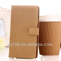 Artificial squirrel leather case for samsung galaxy note 3