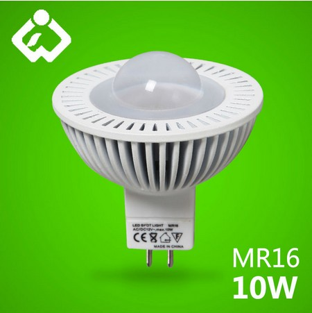 Bright!!! 550-1000LM led spot light 5w 7w 10w GU10 mr16 bulbs