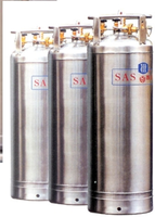 Welded Insulation Tanks for Industrial Gas
