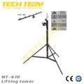 Steel Material Lifting Tower Stand Light Tower Truss Tower