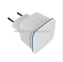N300 Mini Wi-Fi Repeater, Travel Router for Notebook Supports Hot Swapping CE FCC Fully Certified