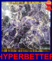 Luxury purple agate countertop
