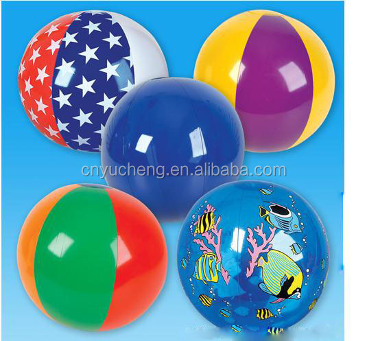 inflatable beach ball in cheaper price with good quality