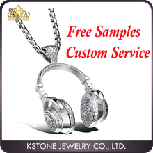 KSTONE Custom Stainless Steel Pendant Necklace Chains
