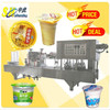 Roll Film Yogurt Filling Machine/Roll Film Cup Filling Machine/Roll Film Yogurt Cup Filling and Sealing Machine