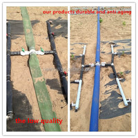 Farmland solar power water pump irrigation system