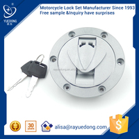 YUEDONG keeyway motorcycles spare parts ARSEN-2 QJ150-26 fuel tank cap tank cover for qianjiang scooter parts lock