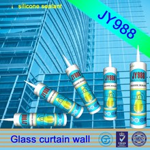 Factory Price JY988 Weatherproof Neutral Glass Curtain Wall Joint Sealing Silicone Sealant