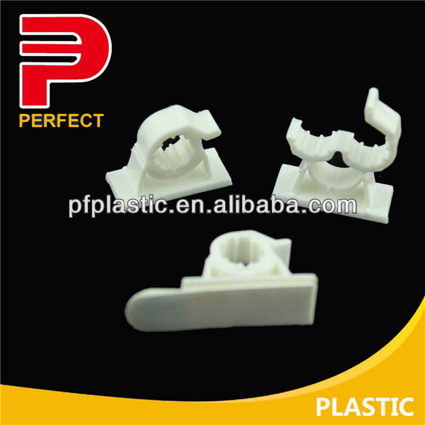 plastic self adhesive 3m cable clips