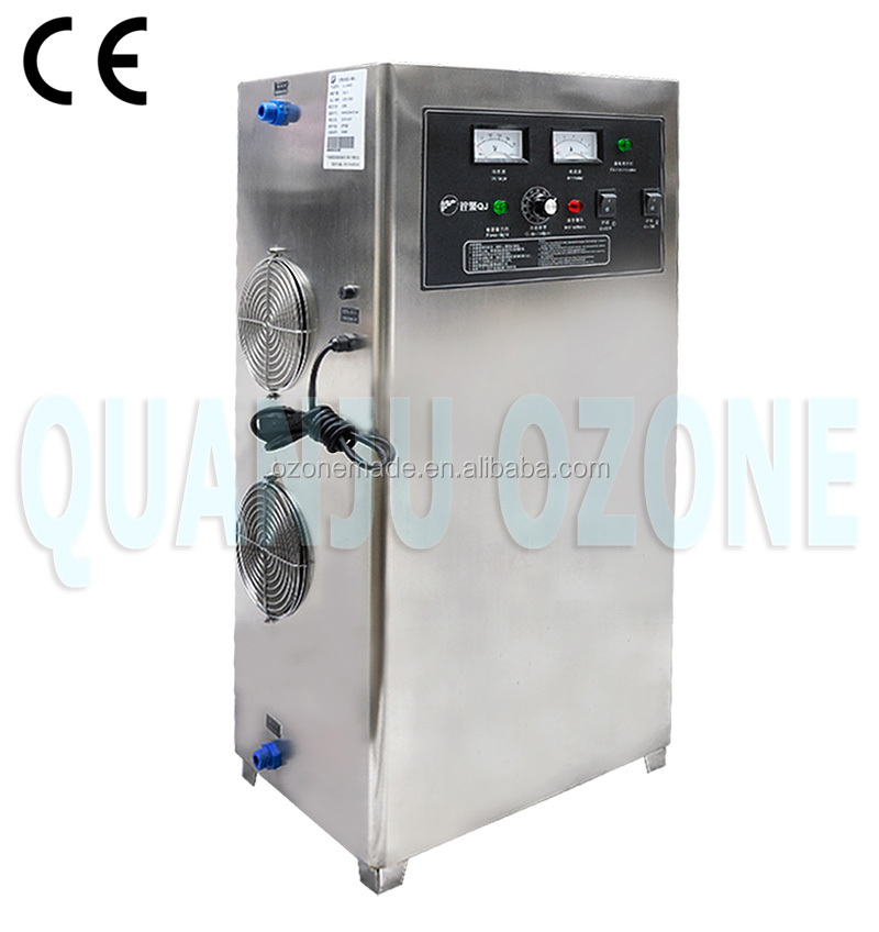 20g ozone generator machine, kitchen, livestock air purifier, drinking water disinfection