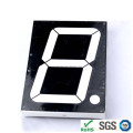 Pure Red large 7 segment led display 2.3 inch led 7 segment display single digit led digital display for digital led scoreboard
