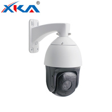 All Metal 4 inch Infrared 18X Optical Zoom IR High Speed dome Camera