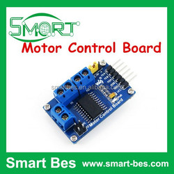 Smartbes~ Motor Control Board, Onboard dual H-bridge Driver L293D, Drives DC Motor & Stepping Motor