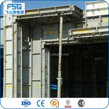 Column Steel Scaffolding Accessory For Aluminum Formwork