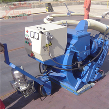 road movable shot blasting machine, surface cleaning equipment,movable shot blasting machine