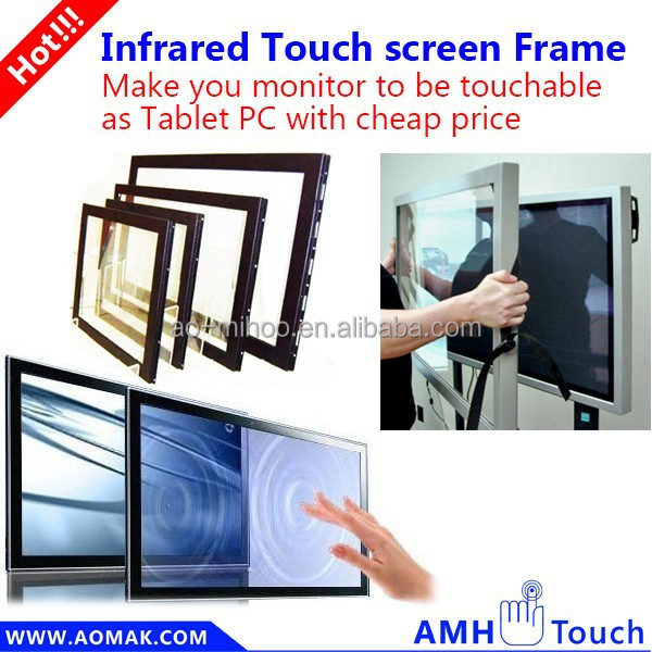 lcd display touch screen for hd monitor