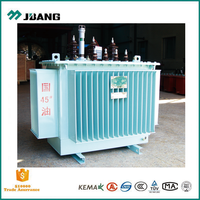 35kv oil immersed transformer electric distribution 30kva - 2500kva pole mounted toroidal transformer