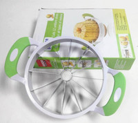 Two Size Food Grade Stainless Steel Watermelon Slicer Cutter