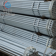 High Quality Structural Big Diameter Galvanized Steel Conduit Pipe