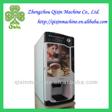 coin operated automatic tea coffee vending machine