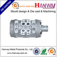 Guangdong manufacture OEM aluminum die casting compressor part
