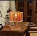 American Style Modern Led Table Lamp for Study Desk Lamp