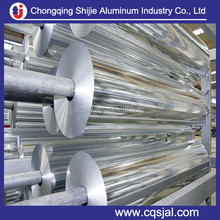 Factory 0.02~0.2mm thick industrial aluminum foil roll for whole sale