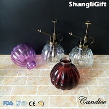2016 cheap wholesale glass vase for home decoration