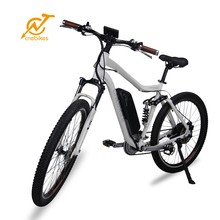 2017 New 27.5 Inch Electric City Bike With bafang mid motor