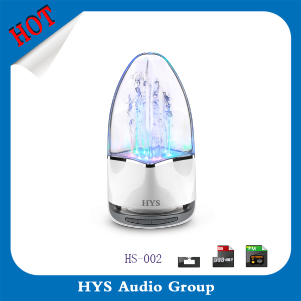 New products large water dancing speakers with water dancing instructions