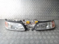 USED JDM Front HID Headlights OEM for 91-97 Aristo JZS147 GS400 GS300 V300