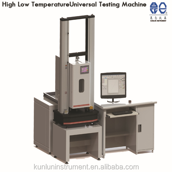 Machinery Manufacturing Industry High Temperature Universal Tensile Testing Equipment