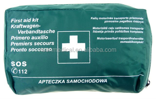 OEM high quality car care emergency kit auto safety kit with repair tools