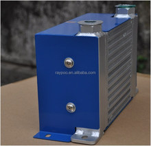 hydraulic fan oil cooler