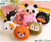 latest design ladies silicone purse/fashion silicone purse&wallet/silicone rubber coin purse