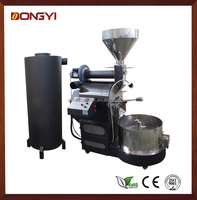 Widely used Electric and GAS 6Kg Coffee Roaster machine