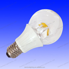 high quality LED filament bulb 8W hot new products for 2014