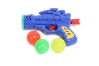 safe play kids fighting mini ABS shooting strike ball gune with EN71