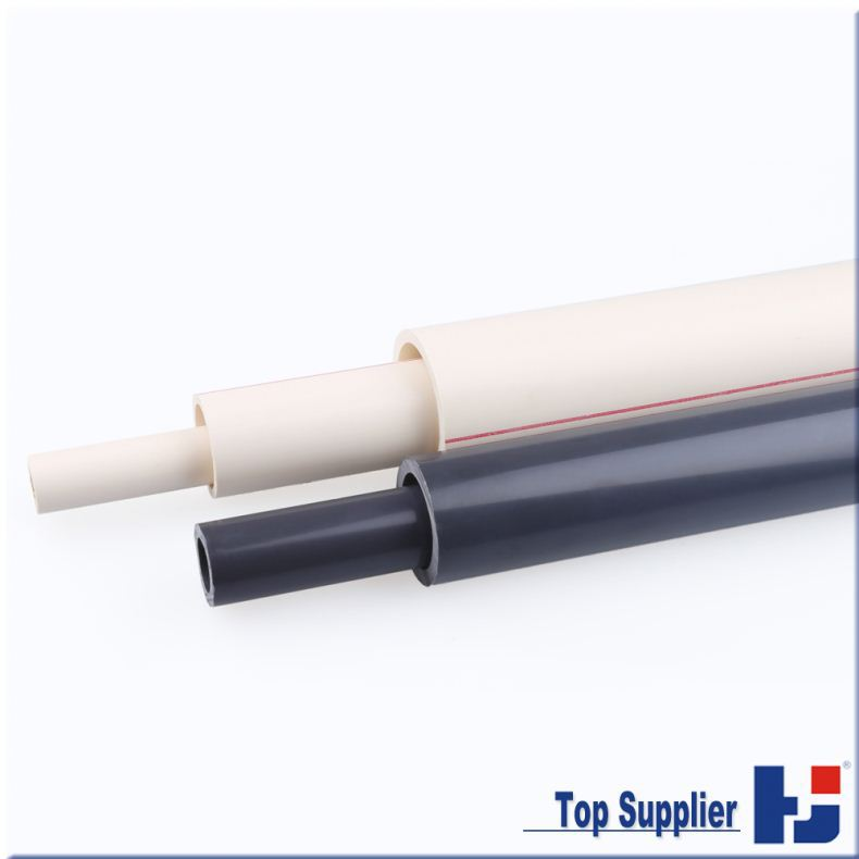 Best price good quality top supplier all types water system orange pvc pipe