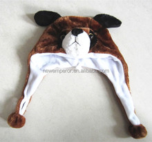 Hot newstar model ready to wear animal shaped hat for children