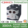 Good seller China Brand 3000VA CPU controlled stabilizer Auto voltage regulator