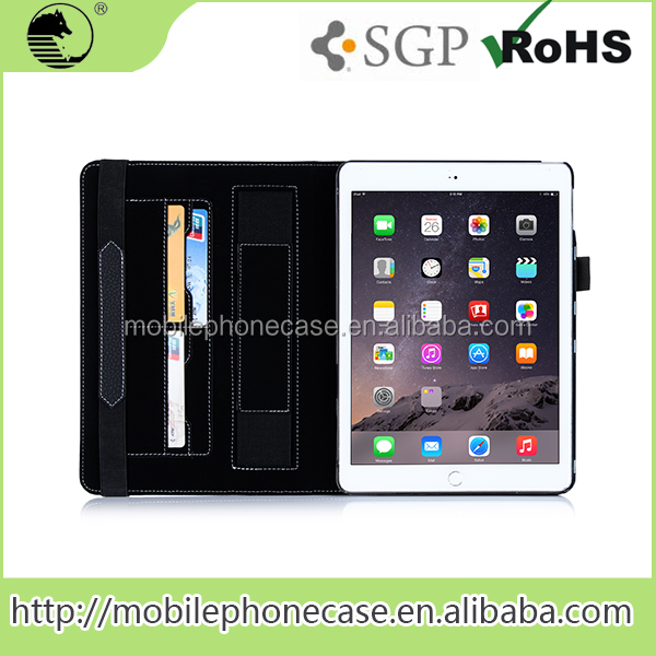 Newest Design Waterproof And Shockproof Tablet Case For iPad Air 2
