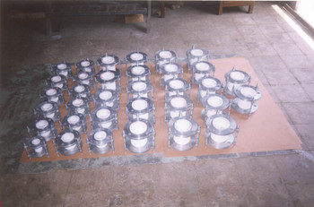 PTFE BELLOWS EXPANSION JOINTS