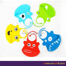 High Quality Silicone Baby Bibs with Print kitchen tool